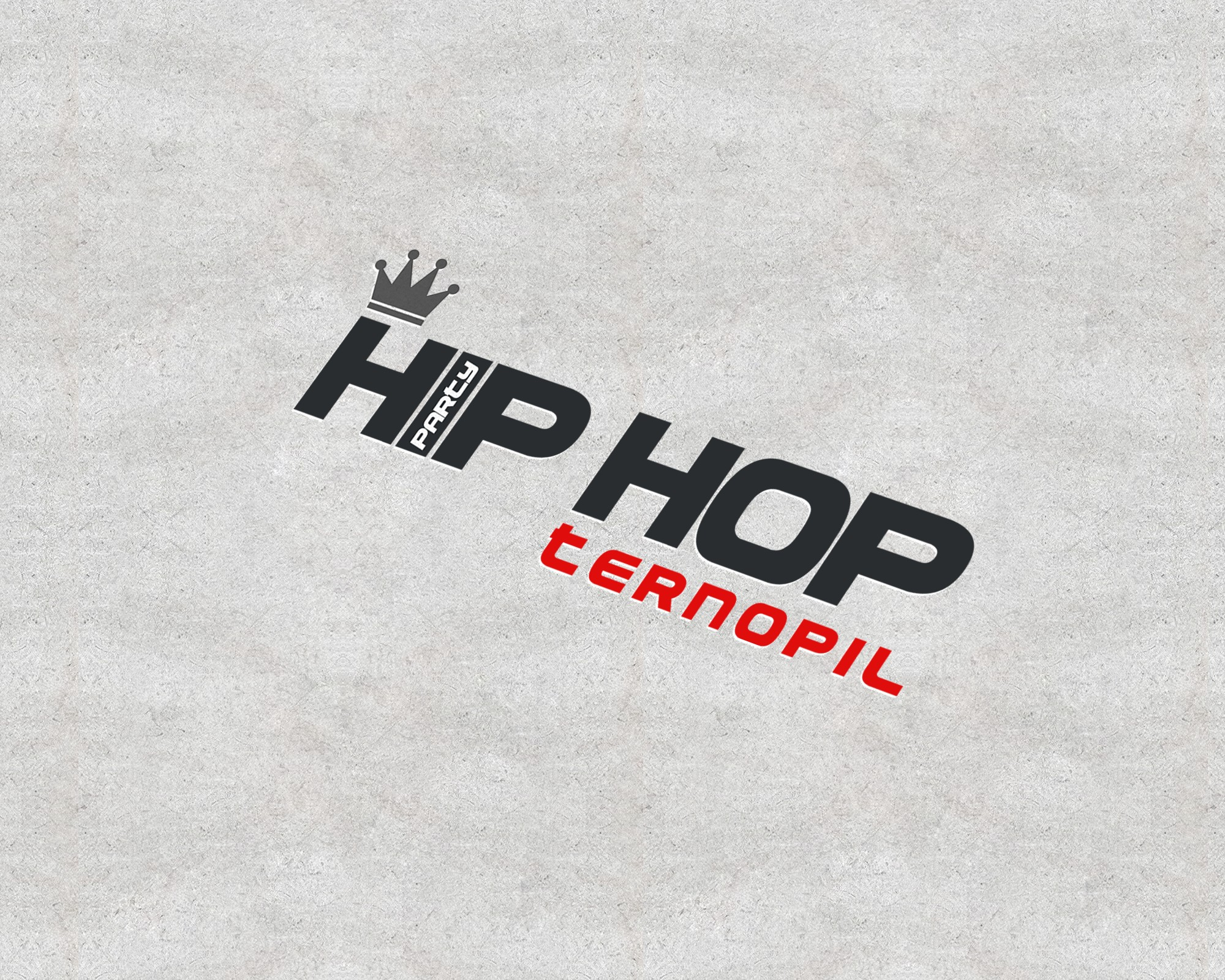 """Розробка логотипу для """"Hip-Hop Ternopil"""""""