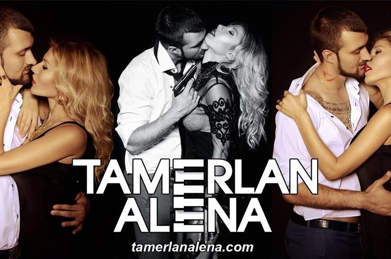 Розробка слайд-шоу для TamerlanAlen – Держи Меня