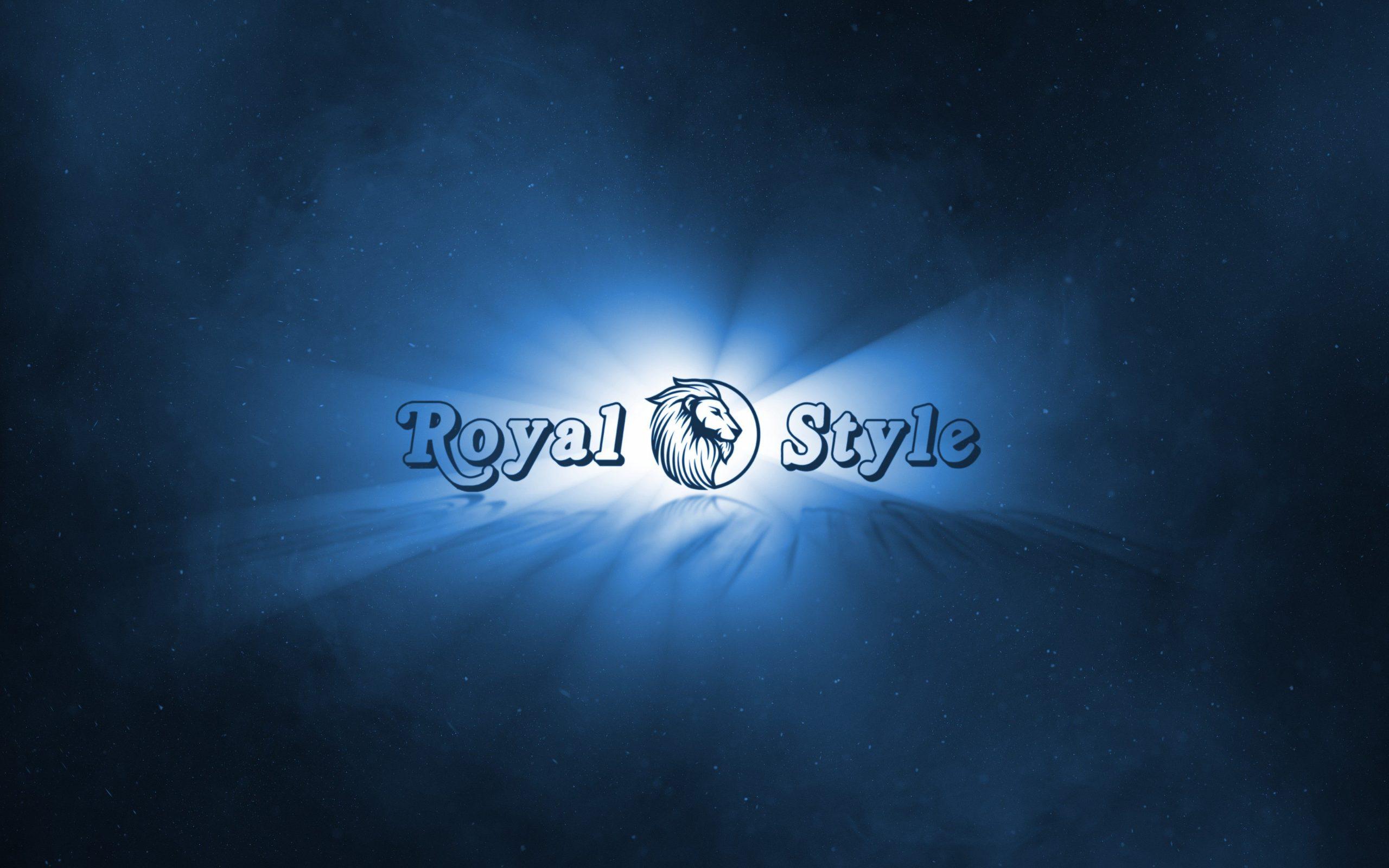 """Розробка логотипу для Інтернет магазину """"Вітаміни та харчування Royal Style"""""""
